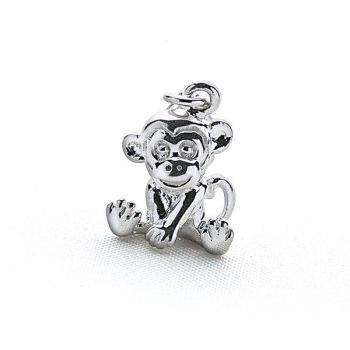 Little Monkey Charm