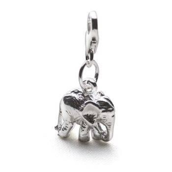 Indian Elephant Charm