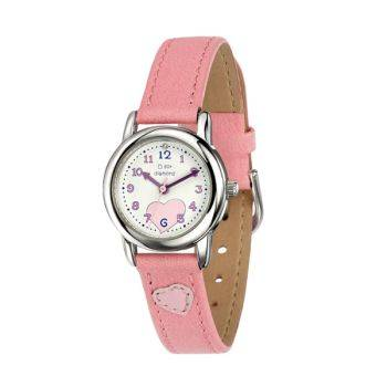 Little Diamond Children's Watch (Pink)