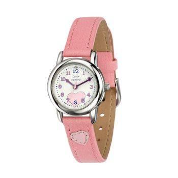 Little Diamond Children's Watch (Pink)