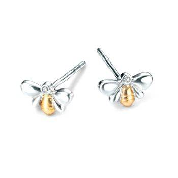 Little Bee Children's Studs