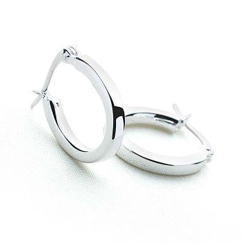 U-Nique Hoops (Silver)