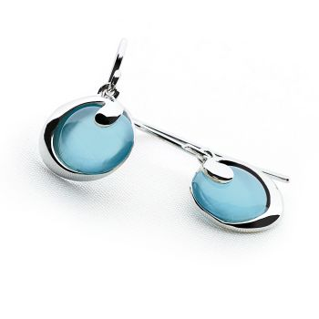 Deep Blue Sea Earrings