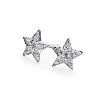 Lucky Star Studs