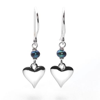 Midnight Love Earrings