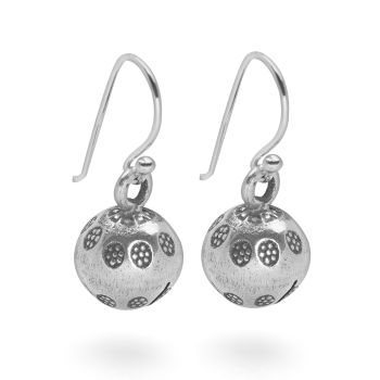 Chime Ball Earrings