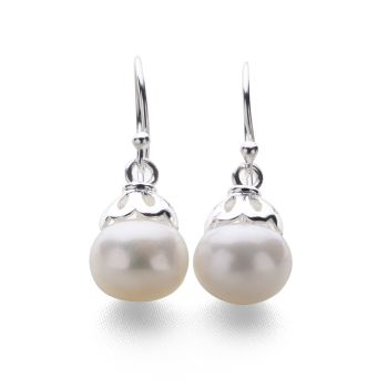 Da Vinci Pearl Earrings