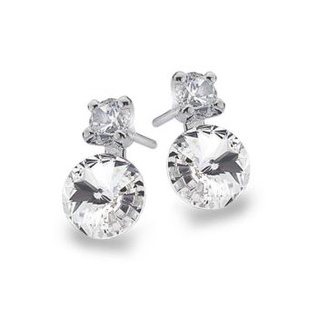 Double Studs (Crystal)