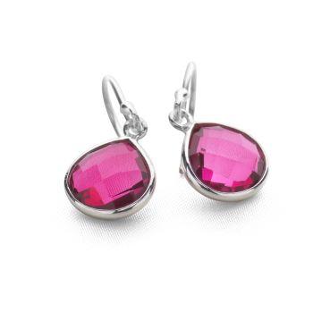 Molten Lava Earrings
