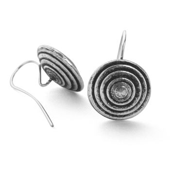 Silver Origin Earrings