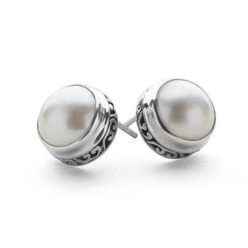 Bali Moon Earrings