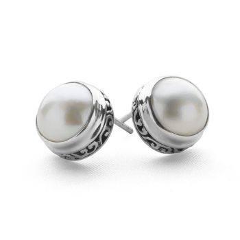 Bali Moon Earrings