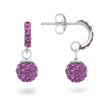 Starlett Earrings (Pink)