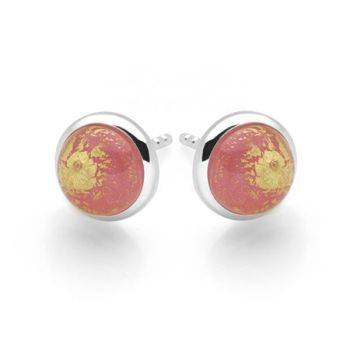 Radiance Studs (Murano Glass)