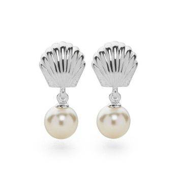 Venus in Pearls Earrings