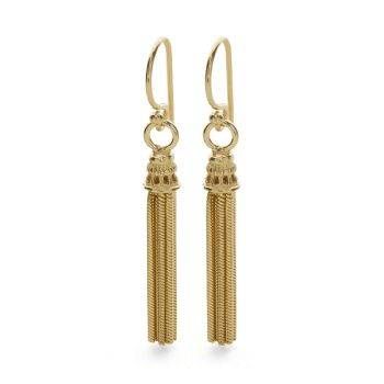 Golden Dame Earrings