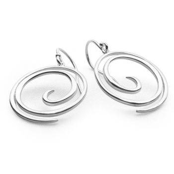 Kiss Curl Earrings