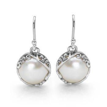 Enchanted Pearl Earrings