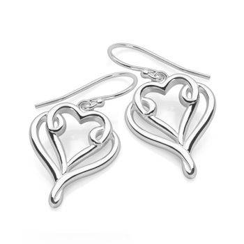 Love Note Earrings