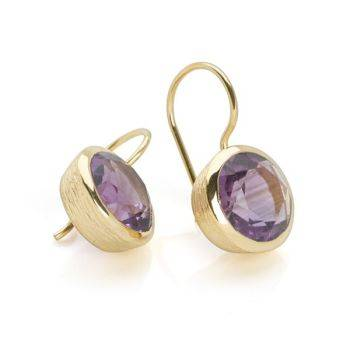 Lavender Spring Earrings