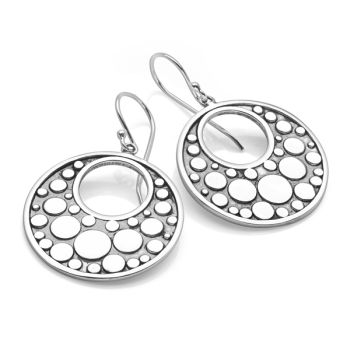 Pebble-Dash Earrings