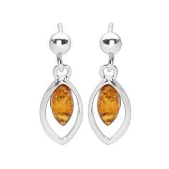 Auburn Fall Earrings