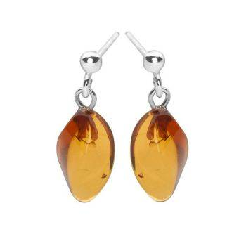 Baltic Flame Earrings