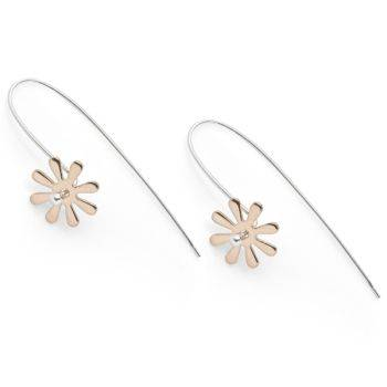 Waterlily Blush Earrings