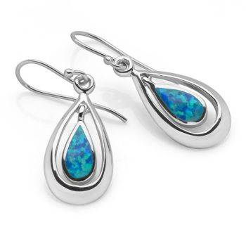 Ocean Ripple Earrings