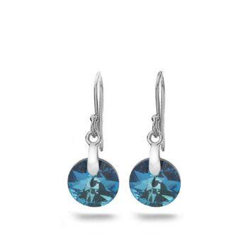 Swaorvski Azure Earrings