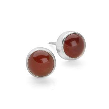 Cherry Rose Studs
