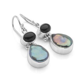 Pearlescent Earrings