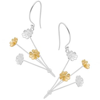Fleur Mirage Earrings