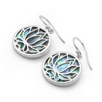 Lotus Lake Earrings