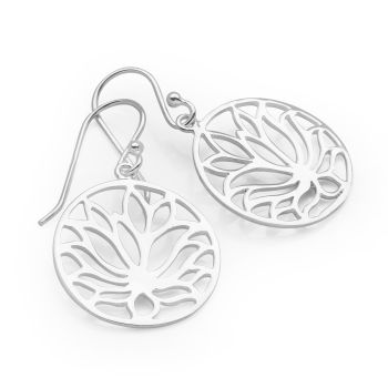 Lotus Aura Earrings