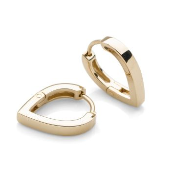 Versa Earrings (Gold Plate)