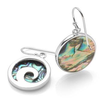 Eye of the Ocean Earrings