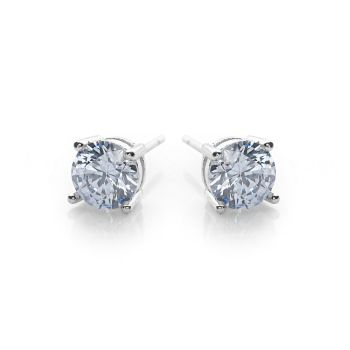 Moonshine Solitaire Studs