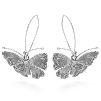 Exotic Butterfly Earrings