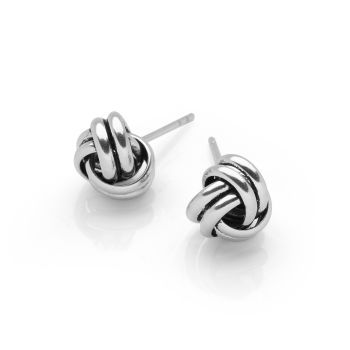 Lover's Knot Studs