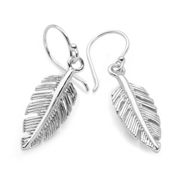 Spiritual Feather Earrings