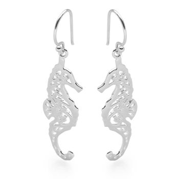 Royal Seahorse Earrings