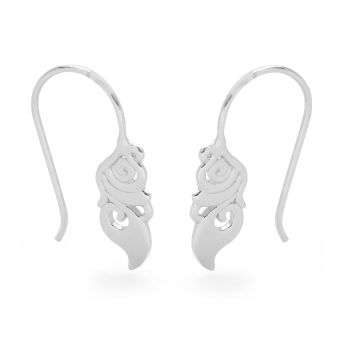 Silver Essence Earrings