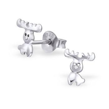 Mini Reindeer Studs