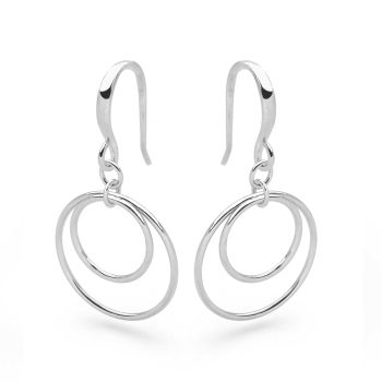Echo Swing Earrings