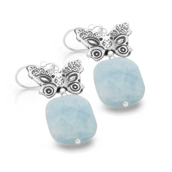 Ocean Butterfly Earrings