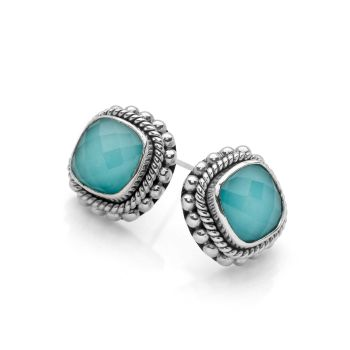 Sumatra Sky Earrings
