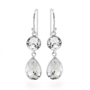 Crystal Falls Earrings