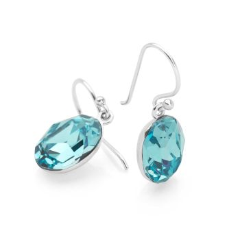 Sea Crystal Earrings