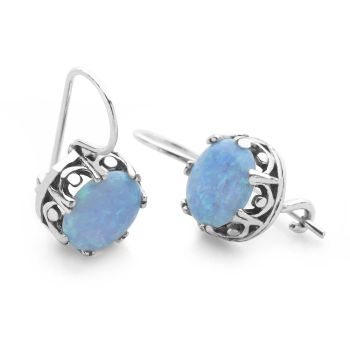 Royal Pool Earrings